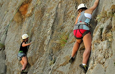 canyoning omis